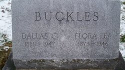 Flora Lea <I>Mouser</I> Buckles