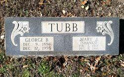 George Benjamin Tubb
