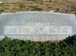 "A. Jerrell ""A. J."" Adams"