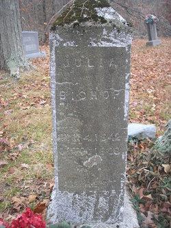 Julia G <I>Burnett</I> Bishop