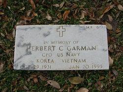 CPO Herbert C Garman