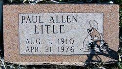 Paul Allen Litle