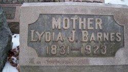 Lydia Jane <I>Vanausdol</I> Barnes