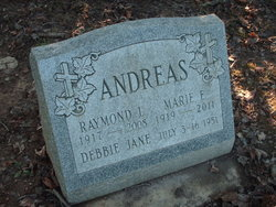 Marie E. <I>Stroup</I> Andreas