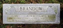 Laroy Willis Brandow