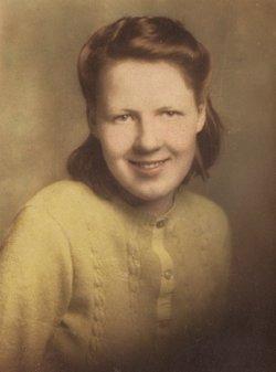 Betty Jane <I>Lund</I> Byrum