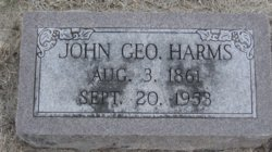 Johann George Harms