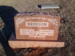Fondron E Brinson Sr.
