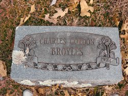 Charles Gordon Broyles