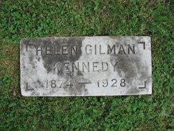 Helen <I>Gilman</I> Kennedy