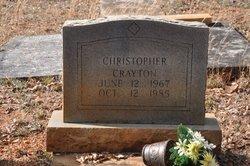 Christopher Crayton
