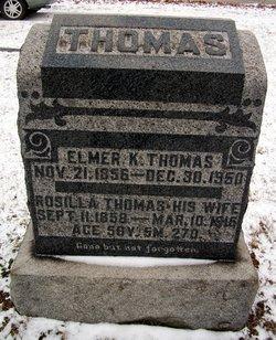 Elmer K Thomas