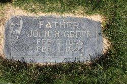 John Hyrum Green