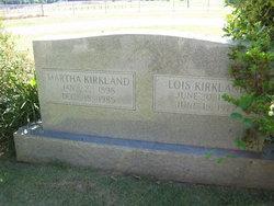 Martha Kirkland