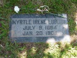 Myrtle Irene Lubeck