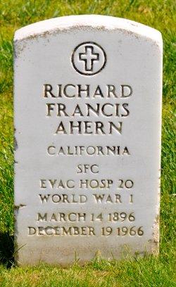 Richard Francis Ahern