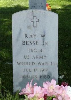 Ray W Besse, Jr