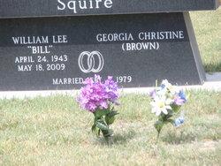 """William Lee """"Bill"""" Squire"""
