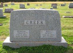Jacob Creth Creek