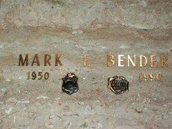 Mark Edward Bender
