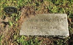 Ray M Hanchett