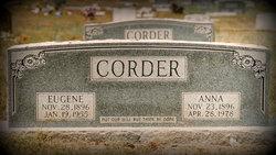 Anna Virilla <I>Pounders</I> Corder