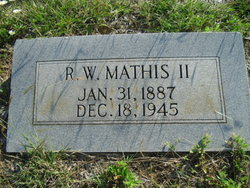 Robert Warren Mathis, Jr