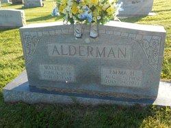 Emma Lillian <I>Helms</I> Alderman