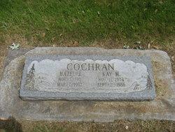 Kay M Cochran