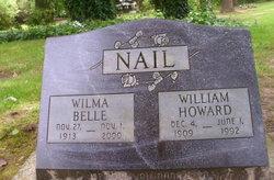 Wilma Belle <I>Bradford</I> Nail