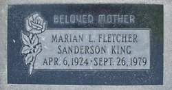 Marian King