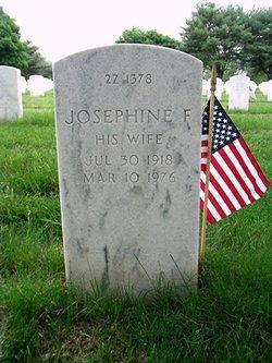 Josephine F Denn