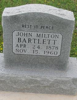 John Milton Bartlett, Jr