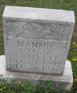 Mammie Ovalia Bartlett