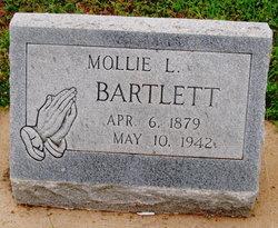 Mollie Lacrecia Bartlett