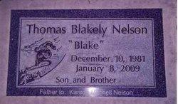 "Spec Thomas Blakely ""Blake"" Nelson"