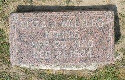 Eliza Jane <I>Walters</I> Morris