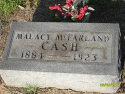 Malacy <I>McFarland</I> Cash