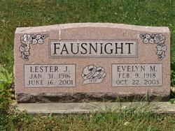 Evelyn <I>Yarian</I> Fausnight