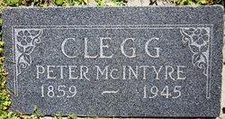 Peter McIntyre Clegg