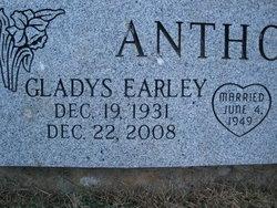 Glady <I>Earley</I> Anthony