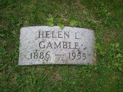 Helen L <I>Kirschstein</I> Gamble