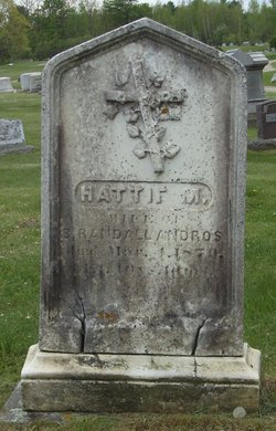 Hattie M. <I>Osgood</I> Andros