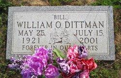 "William O. ""Bill"" Dittman"