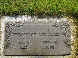 Frederick Lee Allen