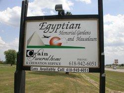 Egyptian Memorial Gardens