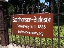 Burleson Cemetery #1