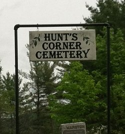Hunts Corner Cemetery