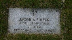 Jacob A Sirbak