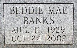 Beddie Mae Banks